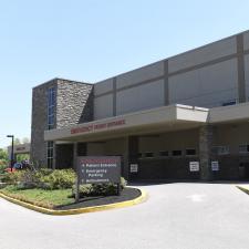 Chestnut Hill Hospital Emergency Room exterior